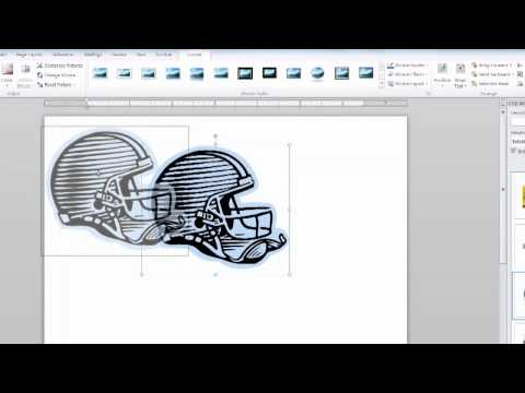 How to Create a Logo With Microsoft Office : Using MS Word