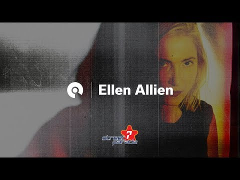 Ellen Allien @ Zurich Street Parade 2017 - Opera Stage (BE-AT.TV)
