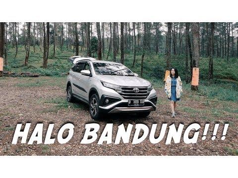 Jalan-jalan Ke Bandung pake Toyota All New Rush + Main Downhill - #carvlog 203