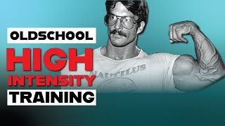 OLD SCHOOL HIGH INTENSITY TRAINING TECHNIQUES - MUSCLE MINDS 85 - Bodybuilding Podcast + QA
