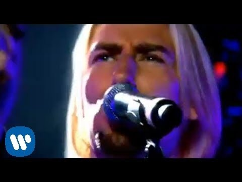 Nickelback - Burn It To The Ground