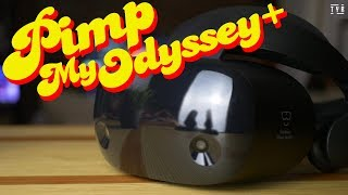 Pimp the Samsung Odyssey Plus + ( and other WMR ) Top Accessories