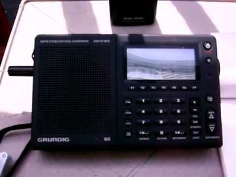 Grundig G5  Contesting Europe on 15 meters  08.20.2001 part4