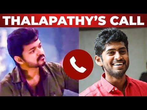 Thalapathy Vijay's surprise call to Actor Kathir! | Pariyerum Perumal | TT 210