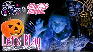 Lia & Alfi - Halloween Special - Let's Play mit Star Stable SSO