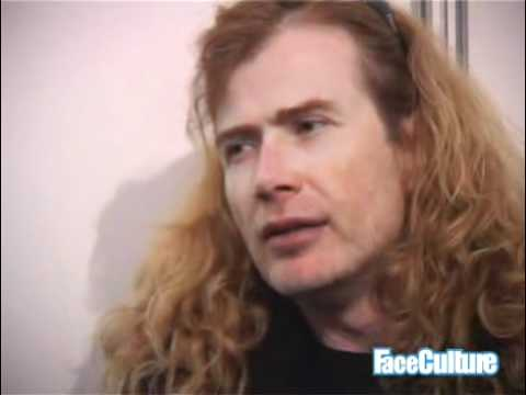 Megadeth interview - Dave Mustaine (part 1)