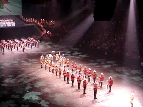 Royal NS Int'l Tattoo - Mounties! Category: Travel & Events