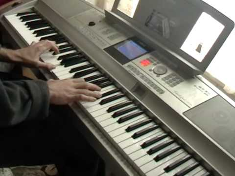 Billy Joel - Streetlife Serenader piano