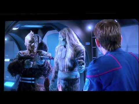 Star Trek Enterprise Last Battle Scene and Ending in HD