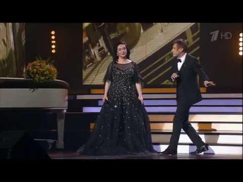 Тамара Гвердцители и Би-2 - Безвоздушная тревога.  Юбилейный концерт Тамары Гвердцители в Кремле
