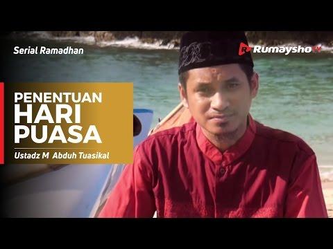 Serial Ramadhan : Penentuan Hari Puasa