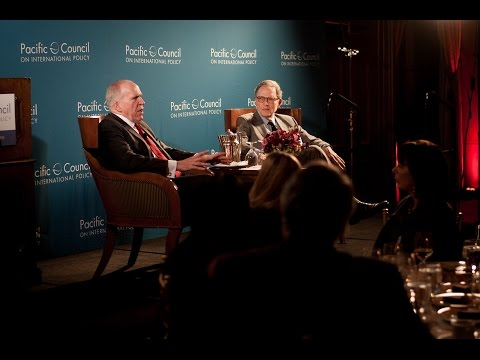 CIA Director John Brennan on U.S. National Security