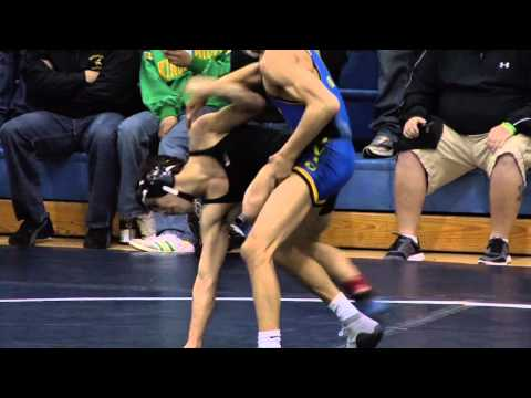 2011 Clovis Wrestling Highlights - Soldiers (Vox Populi)
