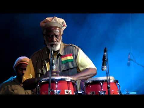 Burning Spear - Garance Reggae Festival 2011