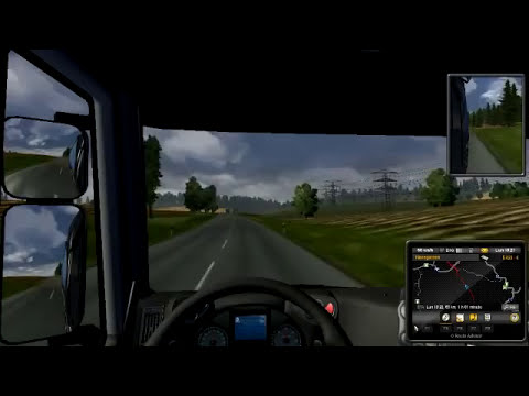 Cap. 2 Euro  Truck Simulator 2. Empresa Microsft. Part 4 final
