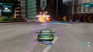 Cars 2 The Video Game   Nigel Gearsley - Buckingham Sprint on Survival  