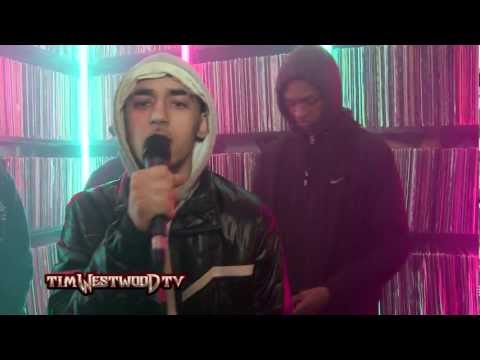 Westwood Crib Sessions - Ard Adz & Sho Shallow ft Sneakbo freestyle