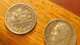 There Are Dimes In Circulation Worth $1.9 Million And Here's How To Spot Them