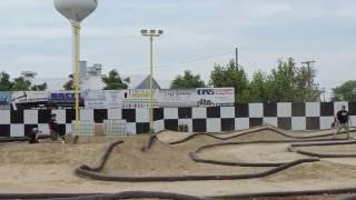 1/8 E Buggy Heat 2 Group 5 Jax Trax RC Raceway 7-2-2016