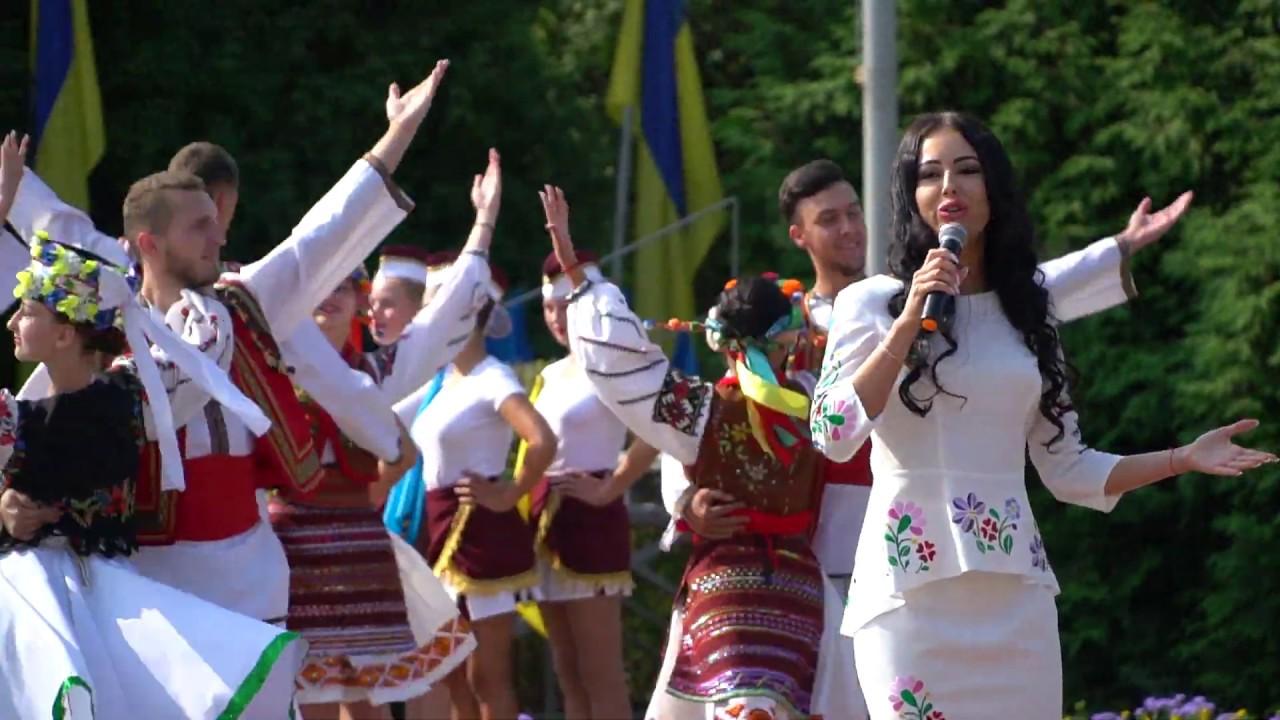 Як у Калуші відзначили День державного прапора