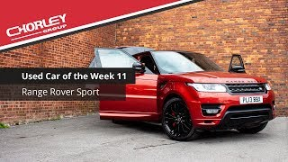 Used Car of the Week #11 | Chorley Group