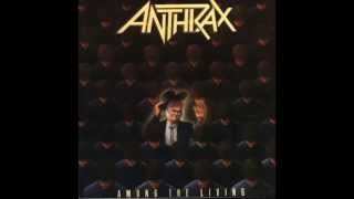 Watch Anthrax Among The Living video
