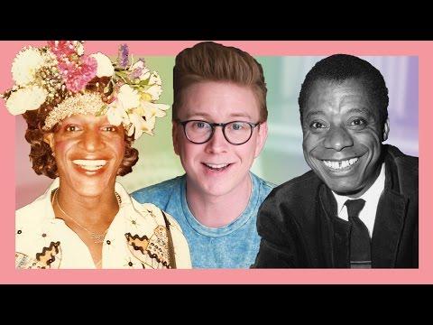 8 Black LGBTQ+ Trailblazers Who Inspire Me | Tyler Oakley thumbnail