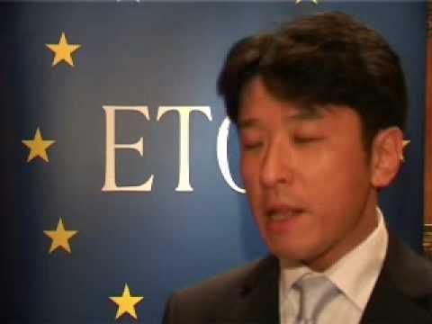 Kei Moirishita, JTB @ ETOA 2008