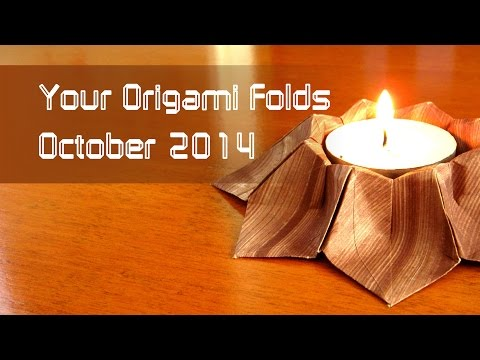Your Origami Folds October 2014:
