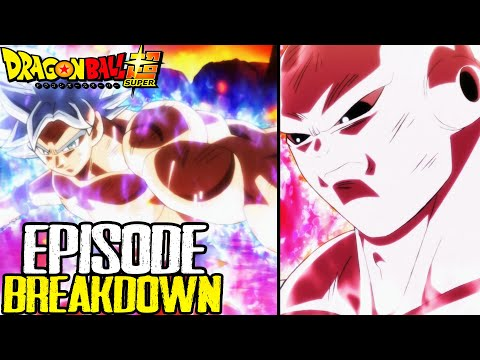 Dragon Ball Super Episode 130 Breakdown The Greatest Showdown Of All Time! Ultimate Survival Battle