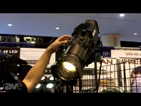 InfoComm 2013: BBS Lighting Talks About the Force V