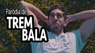 download musica Paródia TREM BALA - DESCONFINADOS Não