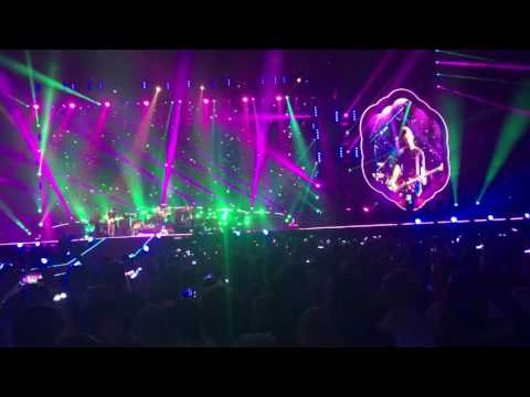Coldplay - A Sky Full Of Stars [Live @ Amsterdam ArenA, Amsterdam, 24/06/2016