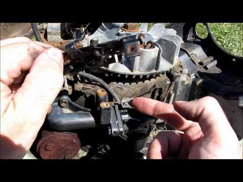 Craftsman Mower Carburetor Fix
