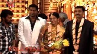 Bodinayakanur Ganesan - Producer P.Kannappan's Daughter Wedding Reception Video