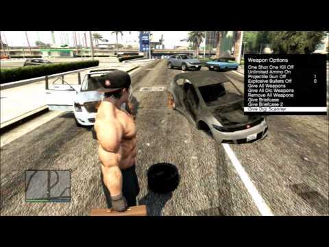 GTA5 ONLINE MOD MENU (PS3) 1.20 BYPASS+ DOWNLOAD
