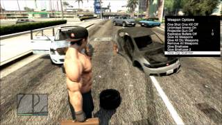 GTA5 ONLINE MOD MENU (PS3) 1.20 BYPASS+ DOWNLOAD