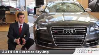 2014 Audi A8 Review | 2014 Audi S8 | Specs and Features