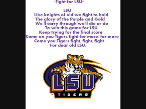 LSU Fight Song (