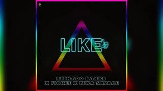 download lagu Reekado Banks Ft  Tiwa Savage - *like* Instrumental gratis