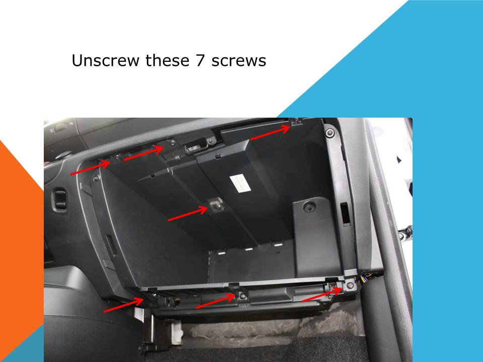 How To Replace The Air Cabin Filter Dust Pollen Filter On
