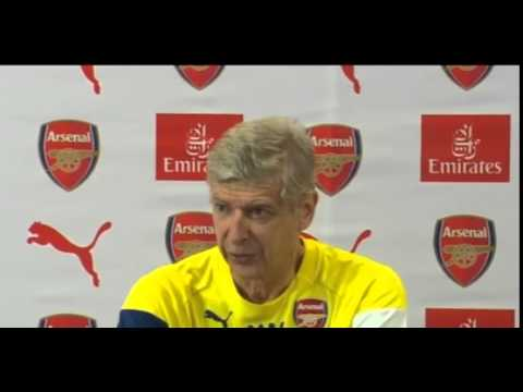 Arsenal's Arsène Wenger considering transfers