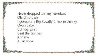 Watch Van Morrison The Big Royalty Check video