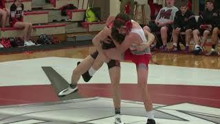 Meadville vs General McLane-High School Wrestling