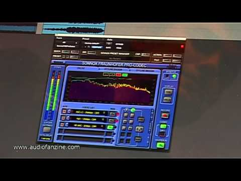SONNOX OXFORD PRO CODEC video demo [Musikmesse 2011]