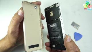 How to Remove Redmi 4A Back Cover??
