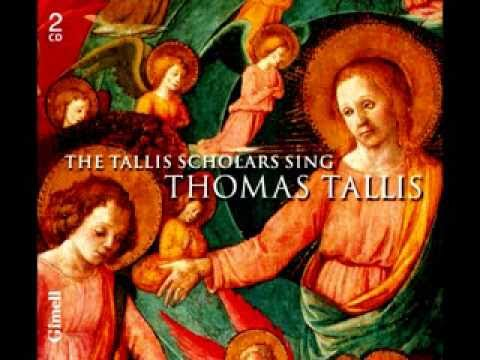 Spem In Alium (Thomas Tallis) - Tallis Scholars