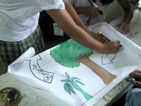 Paef Poster Making Contest The