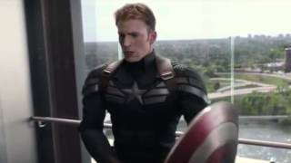 "Captain America ""Eye of the Tiger"" music video"