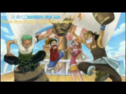 One Piece-Goodbye Going Merry Song(Ep. 312)